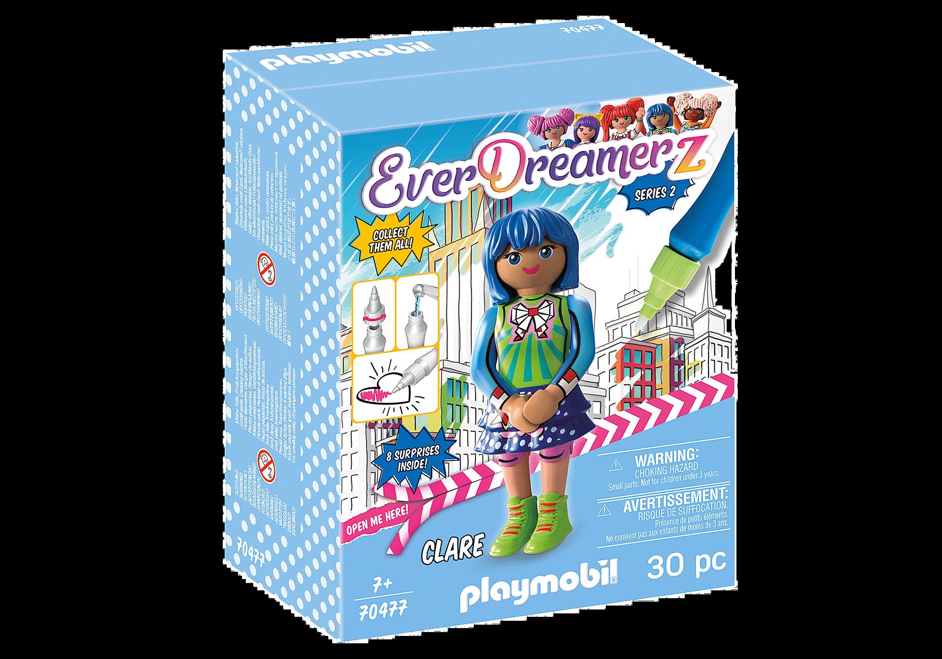 Playmobil - Everdreamerz Clare - Comic World (70477)