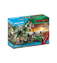 Playmobil - T.Rex Attack (70632)