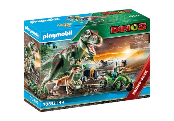 Playmobil - T.Rex Attack (70632)