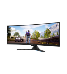 "Lenovo - Y44w-10 43,4"" Curved Gaming Monitor"