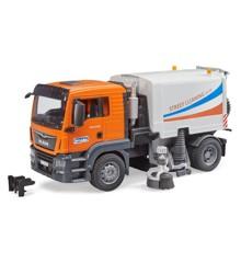 Bruder - MAN TGS gadefejer lastbil (BR3780)