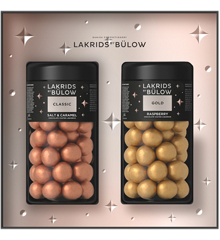 Lakrids By Bülow - Black Box Regular Classic & Gold 590 g (500448)