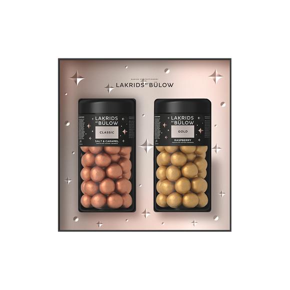 Lakrids By Bülow - Black Box Regular Classic & Gold 590 g (500448)