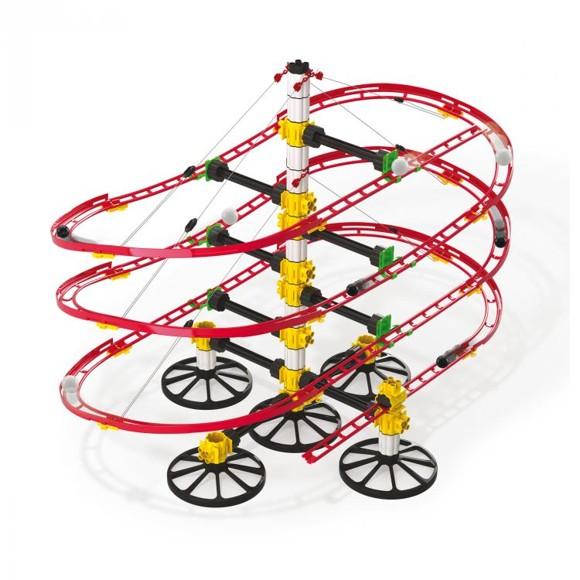 Quercetti - Roller Coaster - Skyrail Suspension basic (28643500)