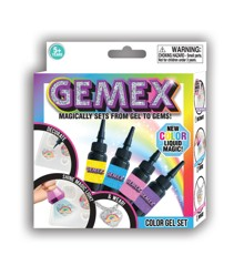 Gemex - Color Gel Set (24806)