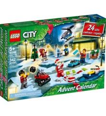 LEGO City - Town Advent Calendar 2020 (60268)