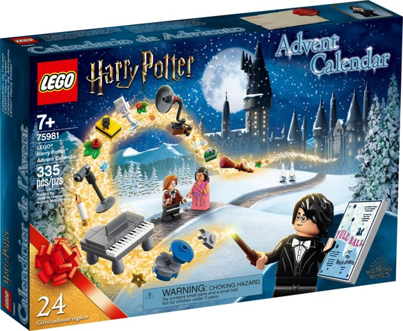 LEGO Harry Potter - Advent Calendar 2020 (75981)