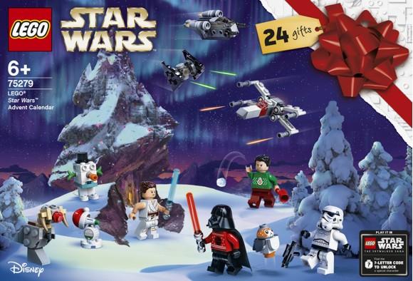 LEGO Star Wars - Advent Calendar 2020 (75279)