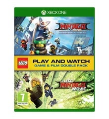 Lego Ninjago Double Pack
