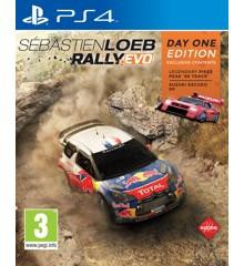 Sebastien Loeb - Rally EVO (Day 1 Edition)