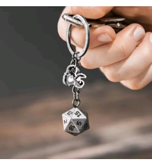 Dungeons and Dragons - D20 Keyring (PP6643DD)