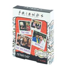 Friends - Billed Quiz (Venner) (Engelsk)