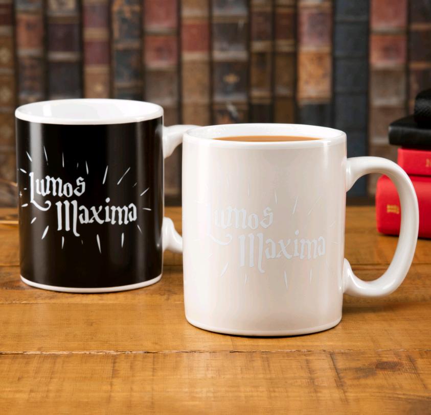 Harry Potter - Lumos Heat Change Mug (PP6725HP)