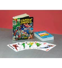 Marvel - Comic Book Spillekort