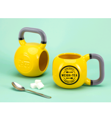 Kettlebell Shaped Mug (PP6626)