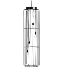 Muubs - Cage Lampe - Sort