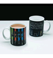 Star Wars - Lightsaber Heat Change Mug  (PP3699SW)