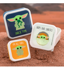 Star Wars - The Mandalorian - The Child Snack Boxes x3 (PP7365MAN)