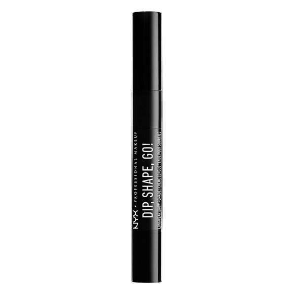NYX Professional Makeup - Dip Shape Go Longwear Brow Pomade - Brunette