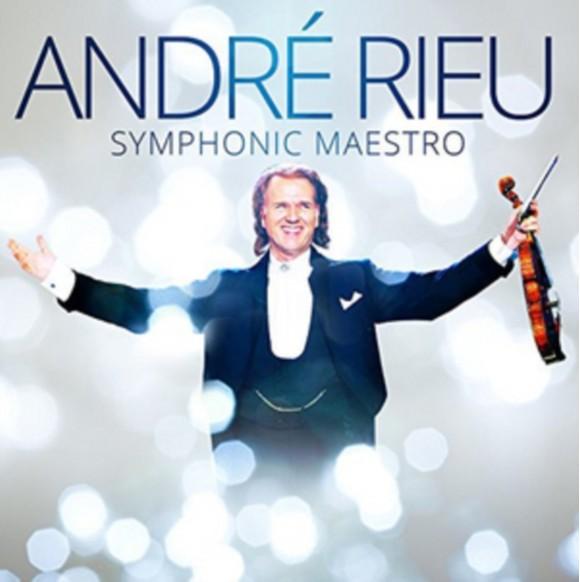 André Rieu: Symphonic Maestro - 5CD box