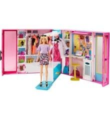 Barbie - Drrømme Klædeskab 60 cm (GBK10)