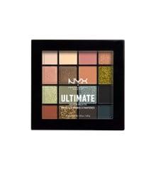 NYX Professional Makeup - Ultimate Øjenskygge Palette - Fall Trend