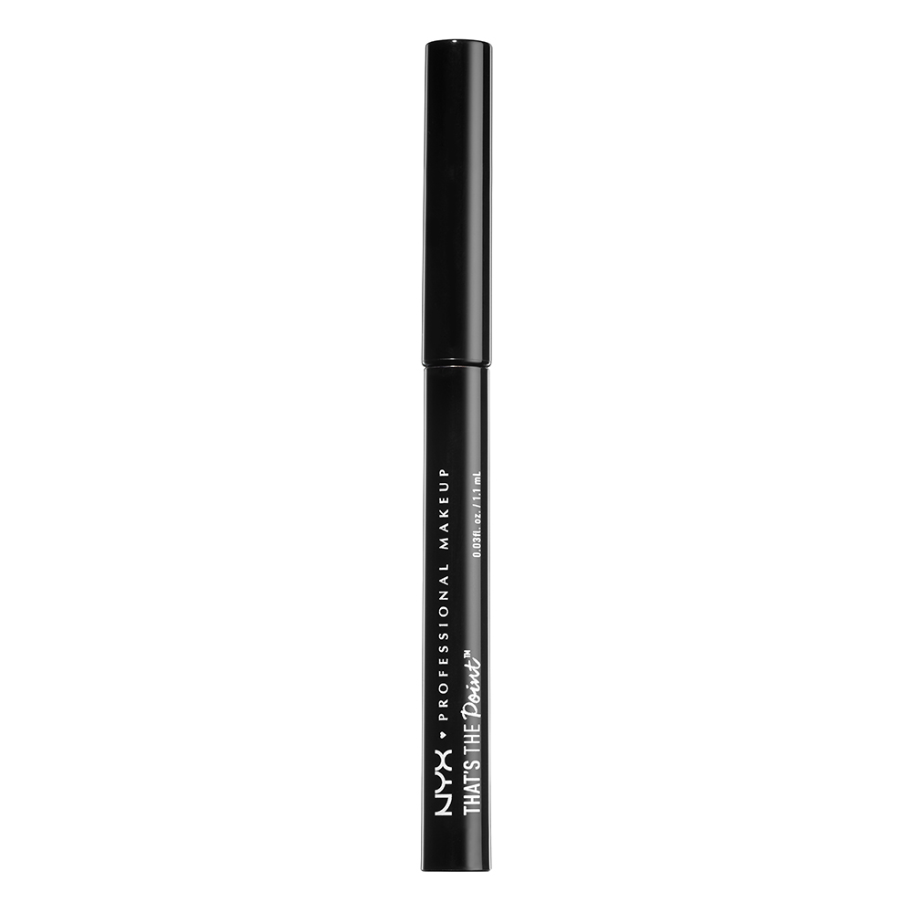 NYX Professional Makeup - That´s the Point Eyeliner -A Bit Edgy