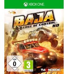 Baja Edge of Control HD (DE)