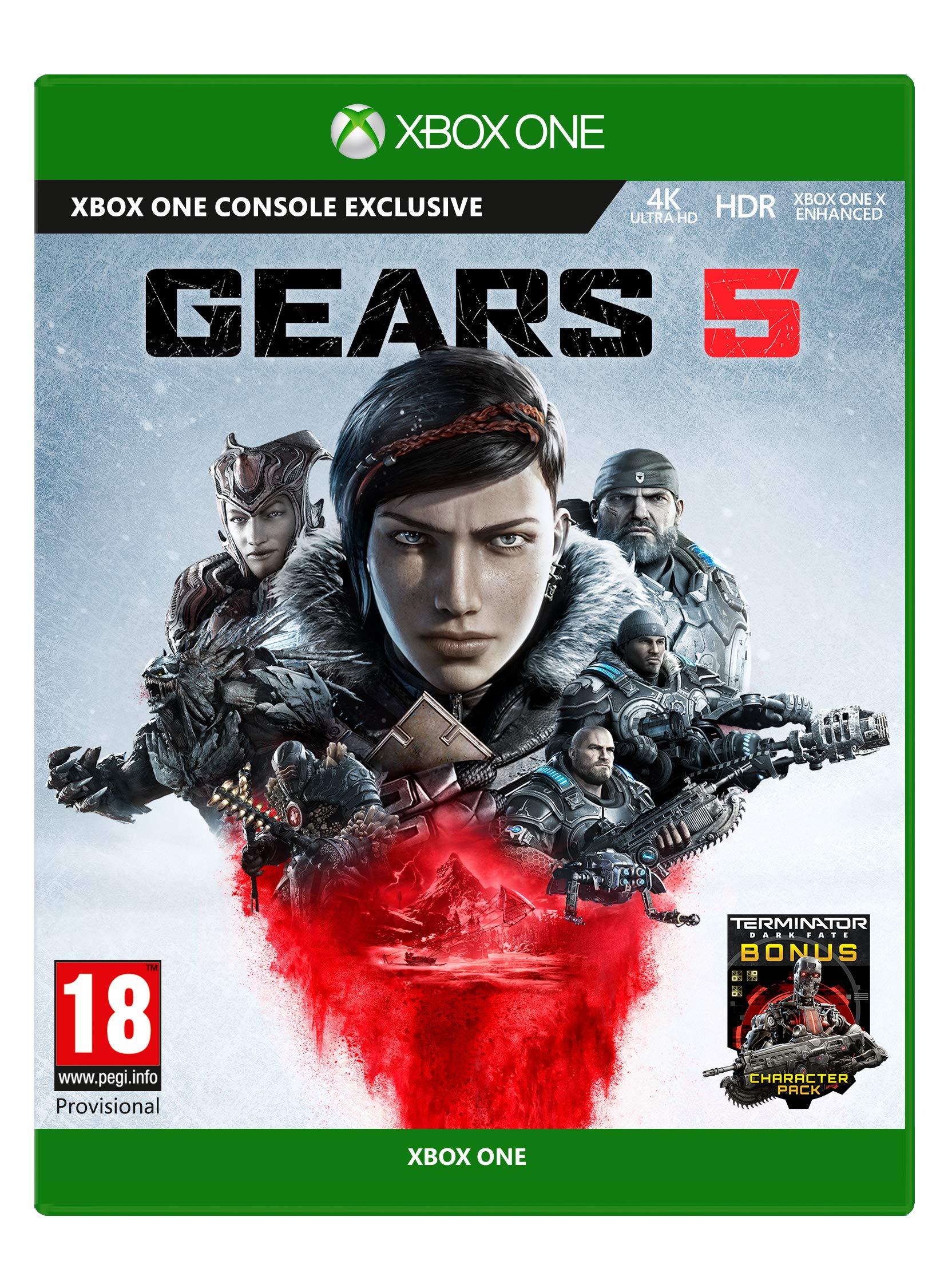 Gears 5 (FR)