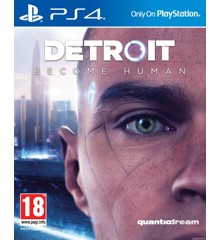 Detroit Become Human LATAM  (ES)- Bundle Copy