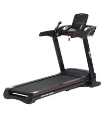 Inshape - Treadmils  With LED Screen 2500 - Black (17541)