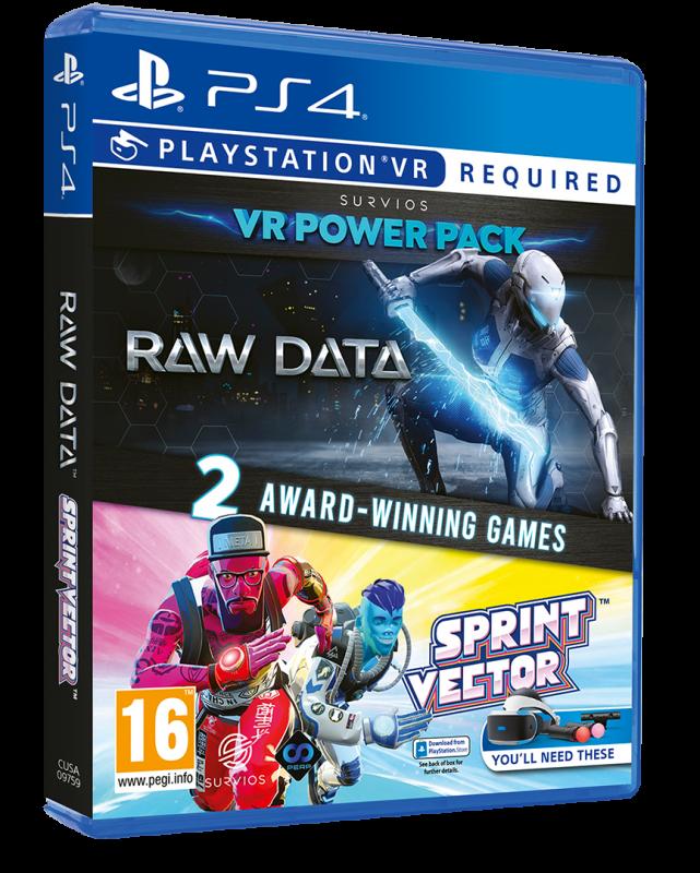 Survios VR Power Pack