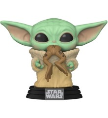 Funko POP! - Star Wars: The Mandalorian - The Child w/Frog (49932)