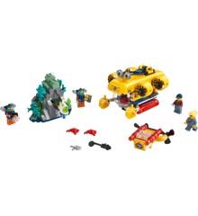 LEGO City - Ocean Exploration Submarine (60264)