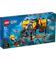 LEGO City - Havudforskningsbase (60265)