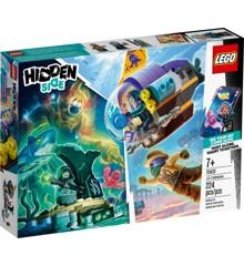 LEGO Hidden Side - J.B.'s Submarine (70433)