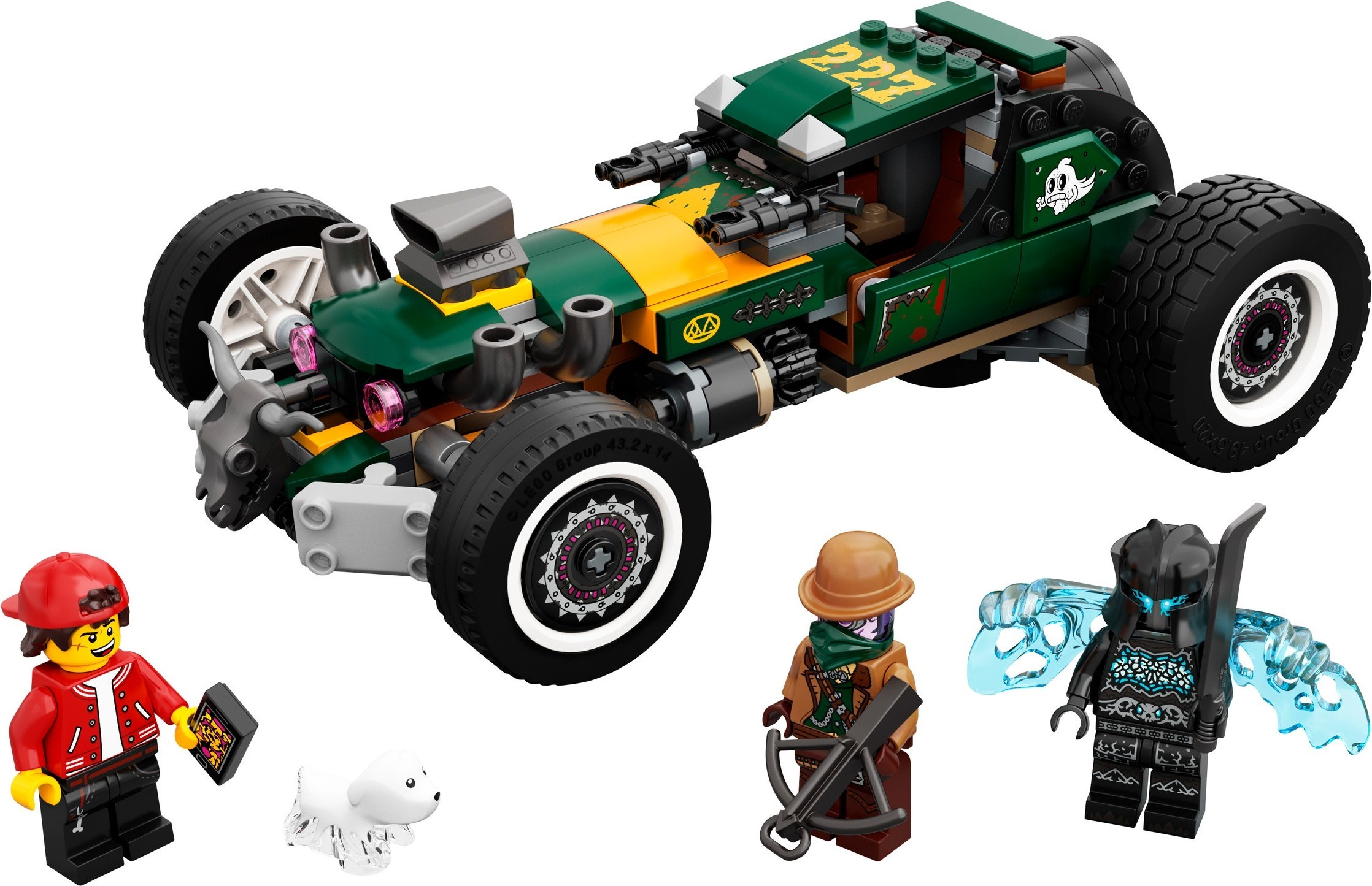 LEGO Hidden Side - Supernatural Race Car (70434)