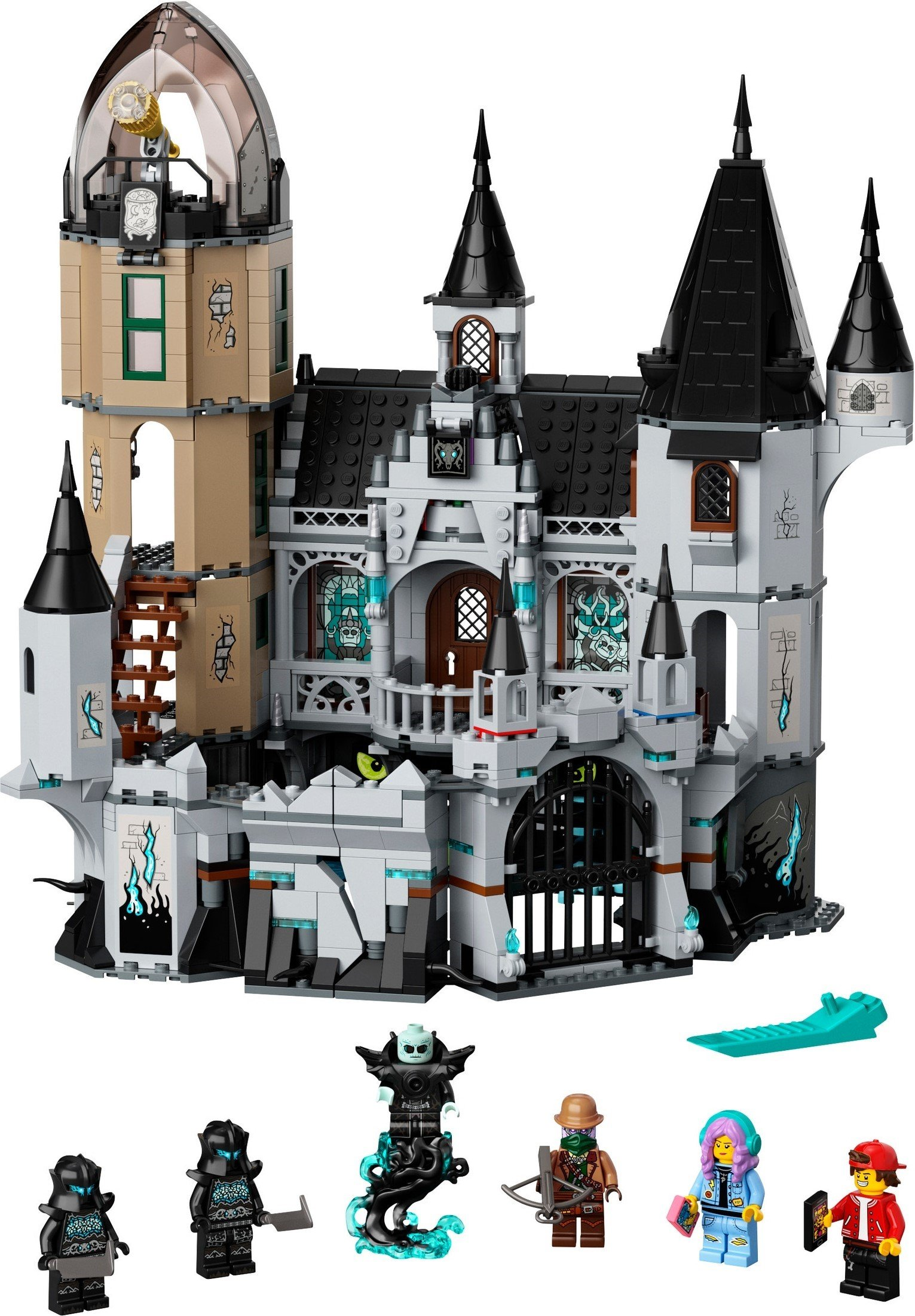 LEGO Hidden Side - Mystery Castle (70437)