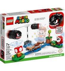 LEGO Super Mario - Boomer Bill Barrage Expansion Set (71366)