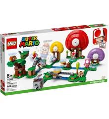 LEGO Super Mario - Toads skattejagt – udvidelsessæt (71368)