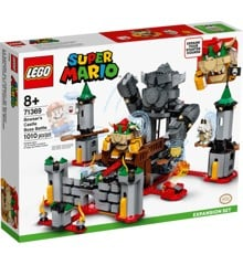 LEGO Super Mario - Bowser's Castle Boss Battle Expansion Set (71369)
