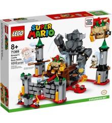 LEGO Super Mario - Bowsers slot – bosskamp – udvidelsessæt (71369)
