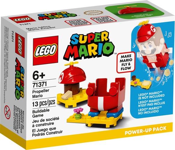 LEGO Super Mario - Propeller Mario Power-Up Pack (71371)