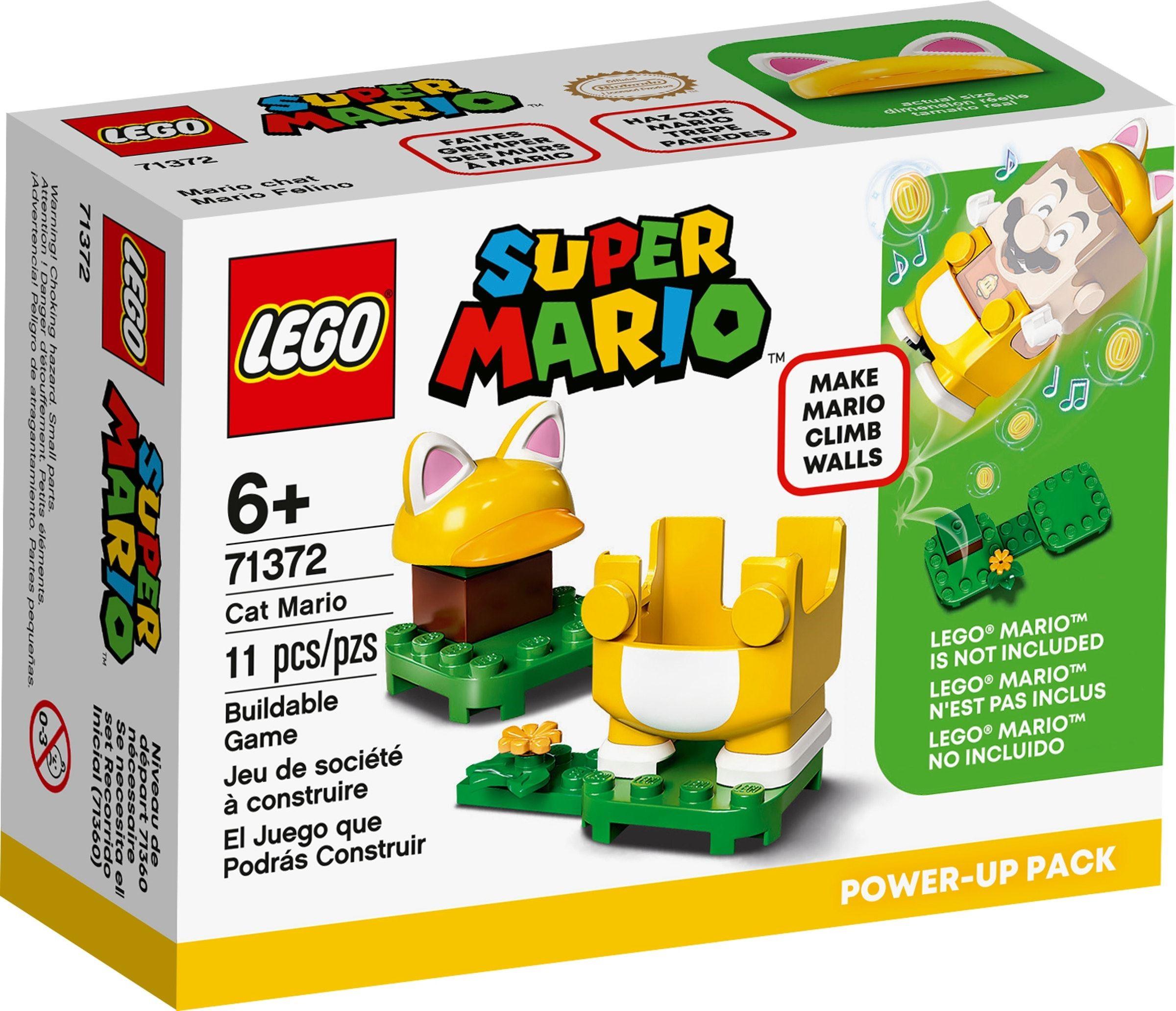 LEGO Super Mario - Katte-Mario powerpakke (71372)