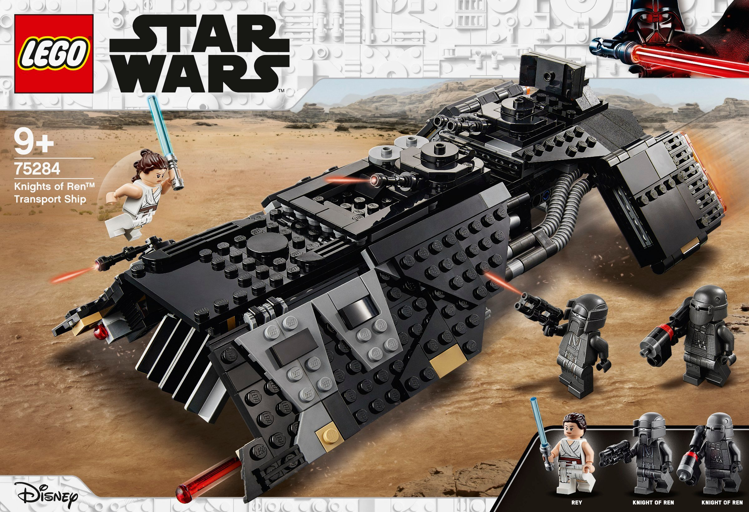 LEGO Star Wars - Knights of Ren Transport Ship (75284)