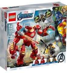 LEGO Super Heroes - Iron Man Hulkbuster versus A.I.M. Agent (76164)