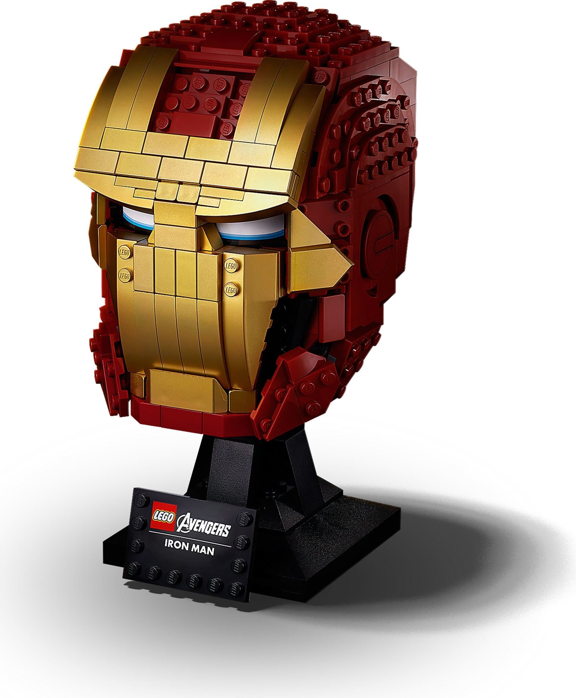 ​LEGO Super Heroes - Iron Man Helmet (76165)​