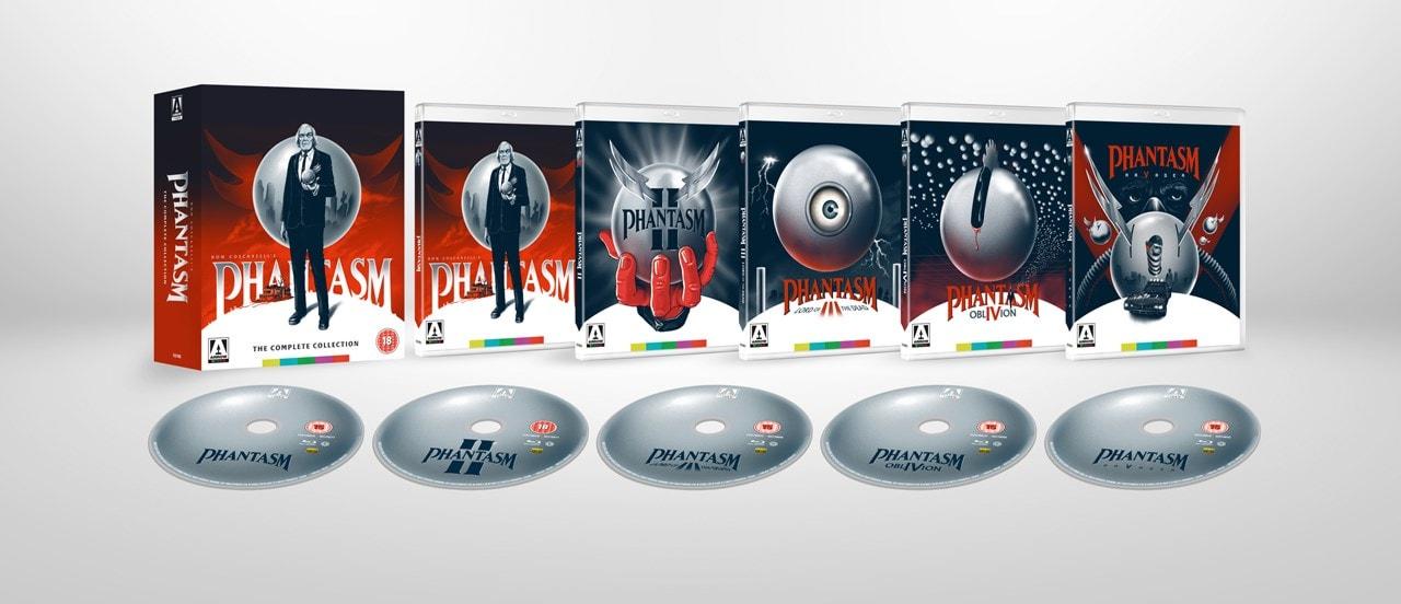 Phantasm Collection 1-5 - UK import