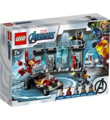 ​LEGO Super Heroes - Iron Man Armory (76167)​