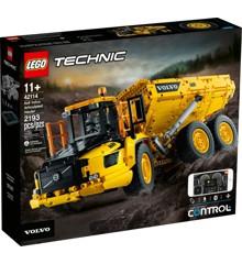 LEGO Technic - 6x6 Sekshjulet Volvo-dumper (42114)